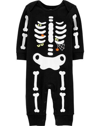 Halloween Glow-In-The-Dark Skeleton...