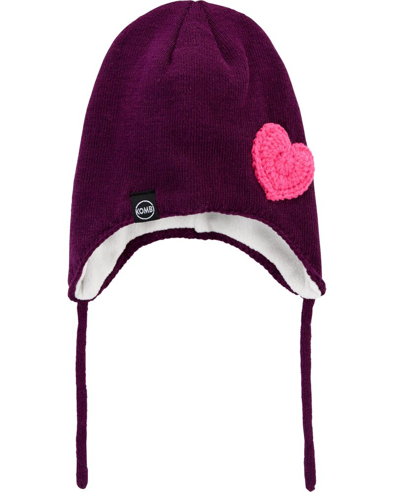 Kombi Heart Peruvian Hat, , hi-res