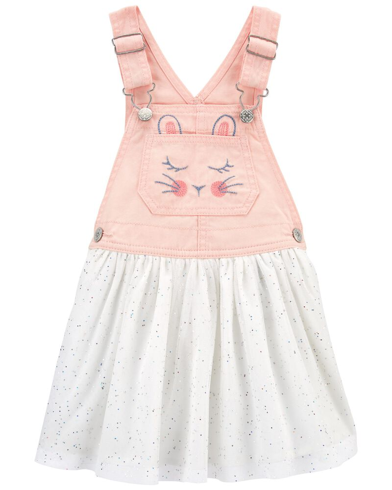 Sparkle Bunny Jumper, , hi-res