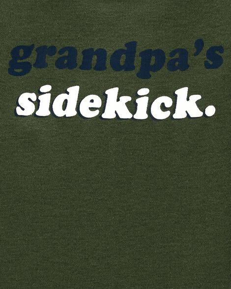 Grandpa's Sidekick Original Bodysuit