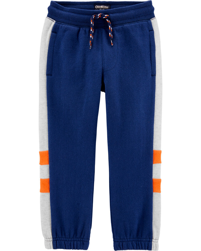 Athletic Fleece Joggers, , hi-res