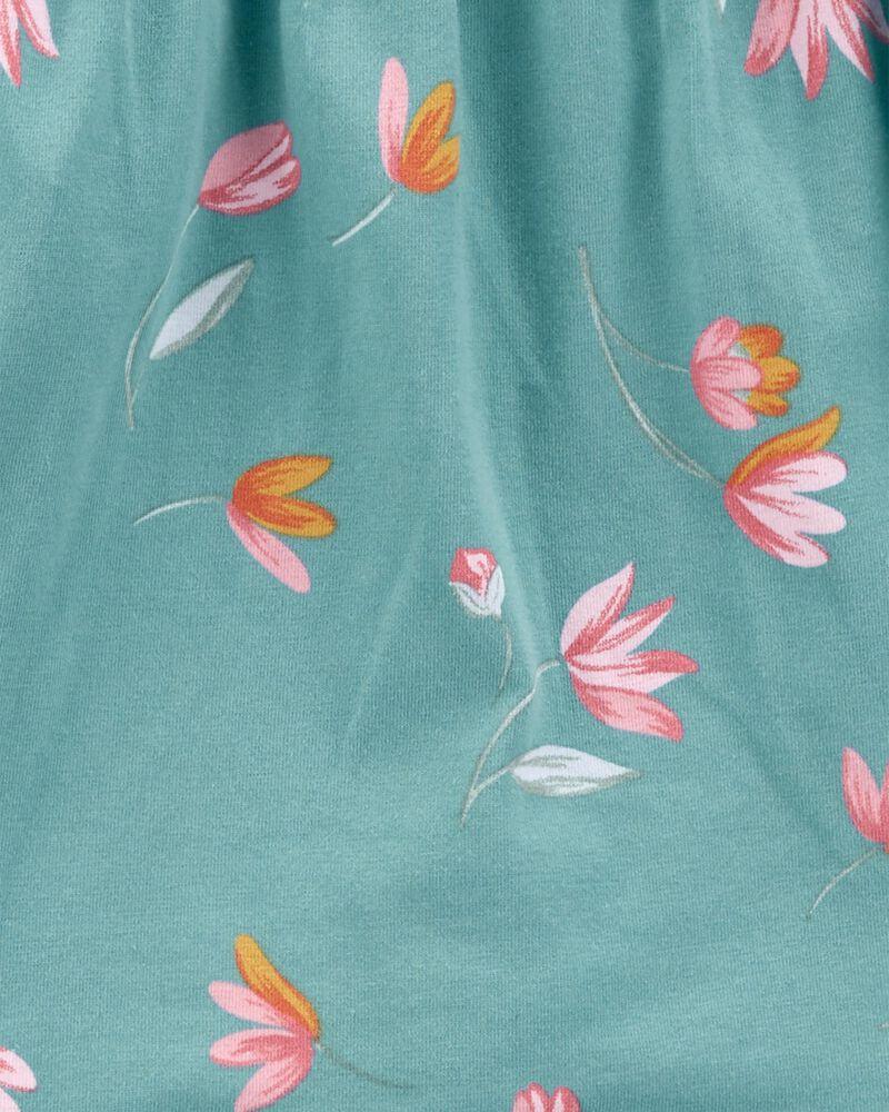 Floral Flutter Top, , hi-res