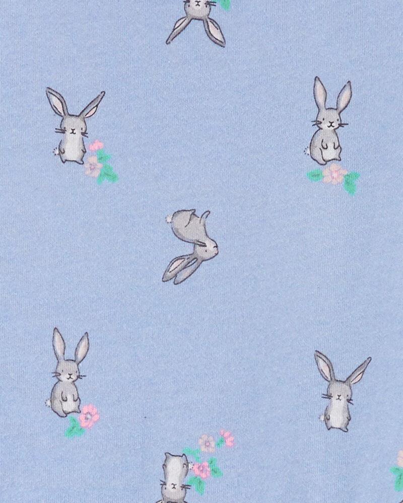 Robe en jersey à tutu et lapin, , hi-res