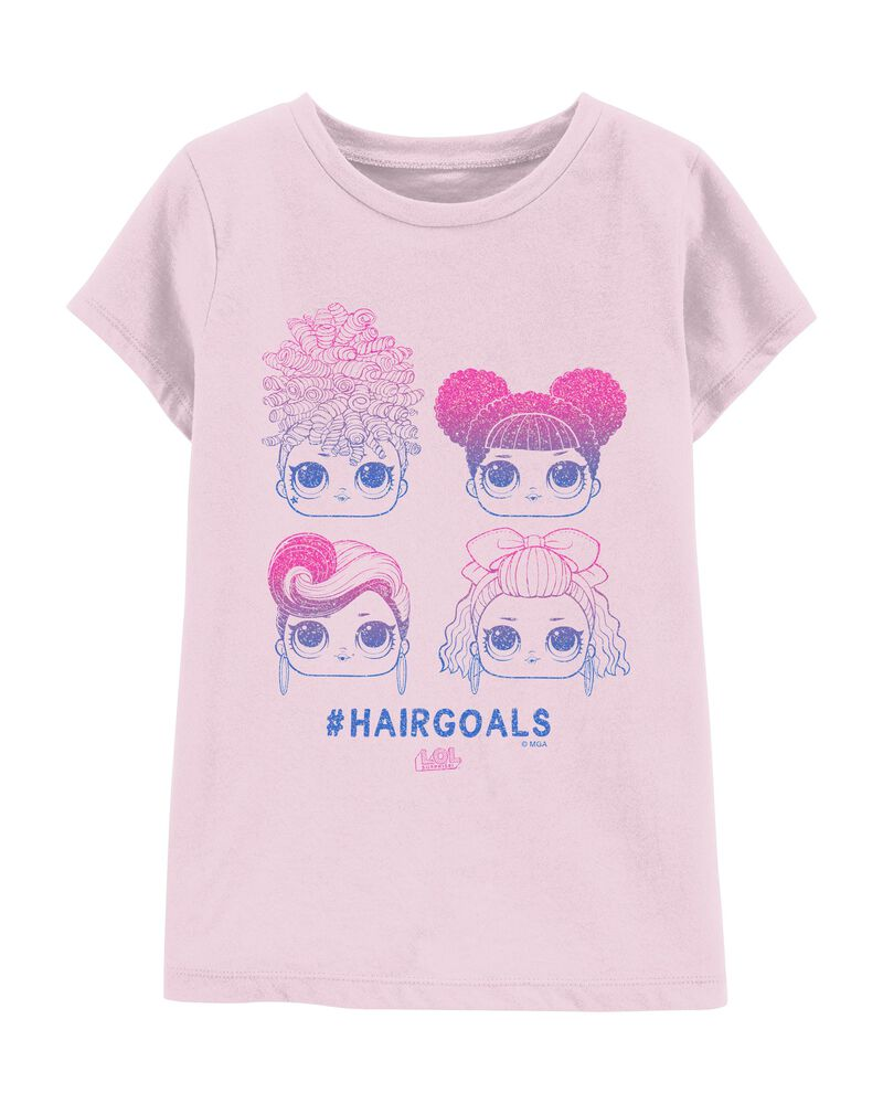 LOL Dolls Hair Goals Tee, , hi-res