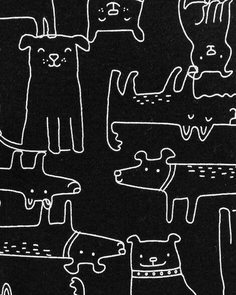 3-Piece Dog Little Character Set