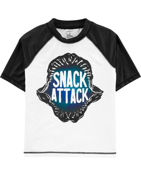 Snack Attack Rashguard