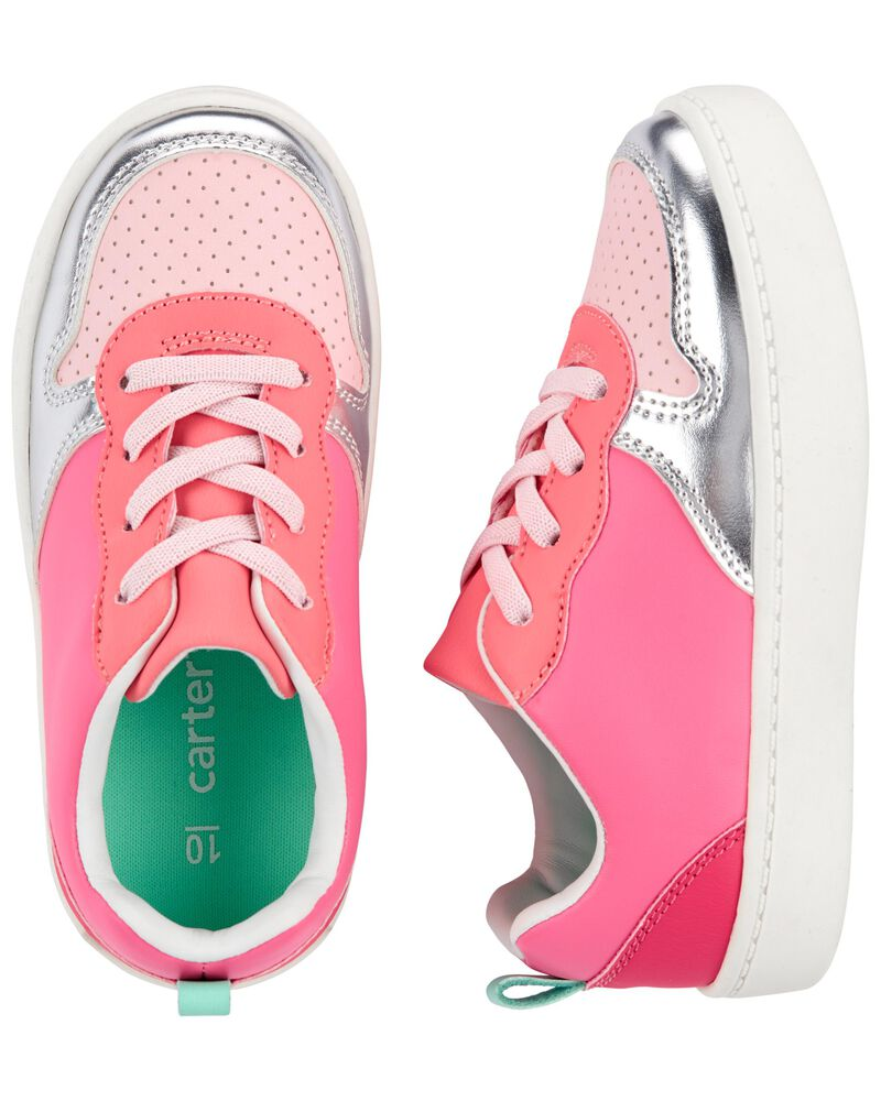 Lace-Up Sneakers, , hi-res