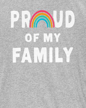 T-shirt en jersey Family Pride pour...