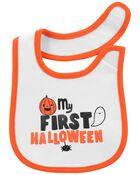 Bavoir de dentition Première Halloween, , hi-res