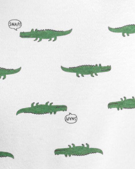 3-Piece Alligator Little Jacket Set
