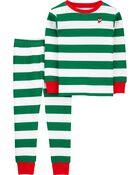 Pyjama des Fêtes 2 pièces en tissu isotherme , , hi-res