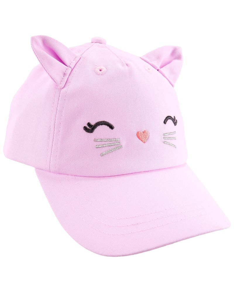 Casquette de baseball chat, , hi-res