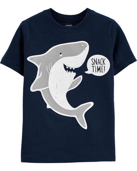 Shark Jersey Tee