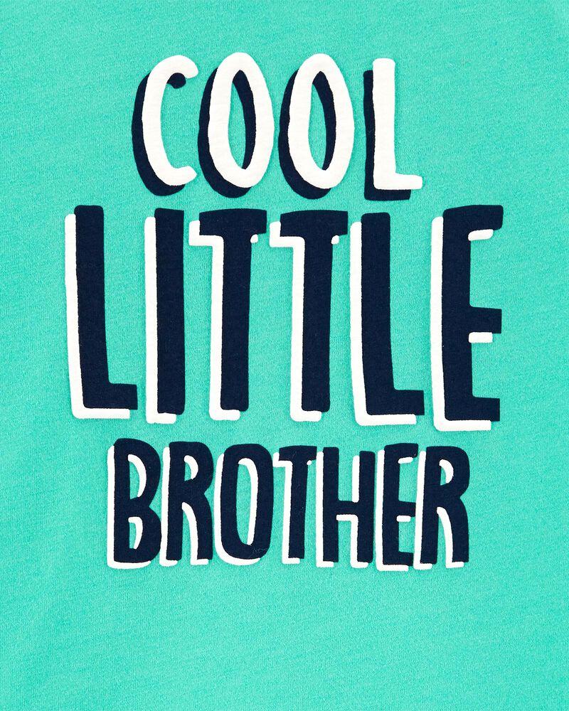 T-shirt en jersey Lil Brother, , hi-res