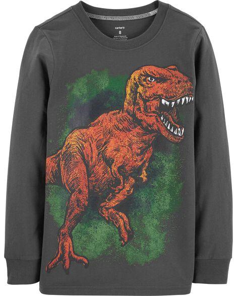 T-shirt du tonnerre dinosaure
