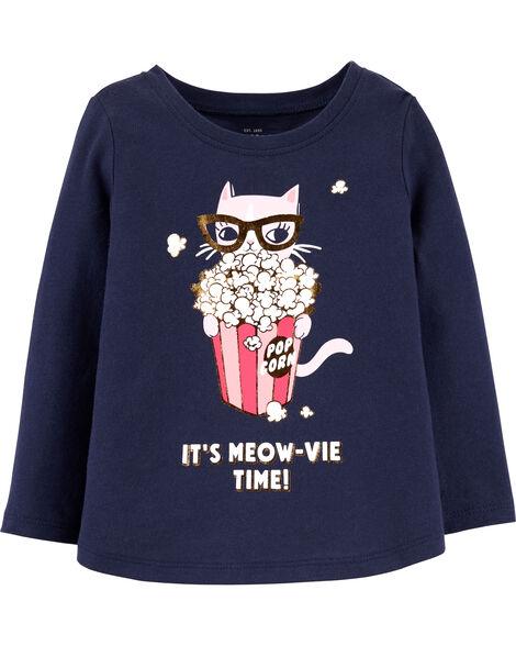 T-shirt MEOW-VIE TIME