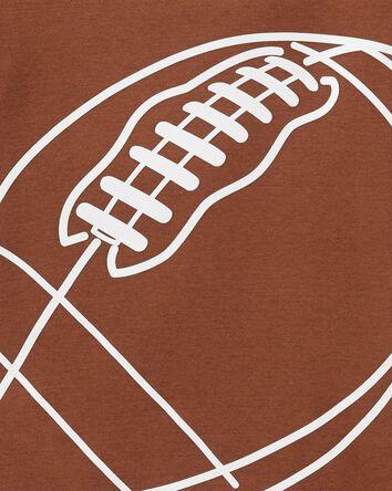 4-Piece Football 100% Snug Fit Cott...