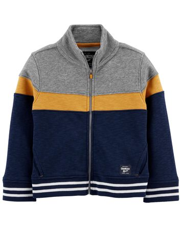 French Terry Active Jacket