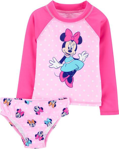Ensemble maillot dermoprotecteur Minnie Mouse