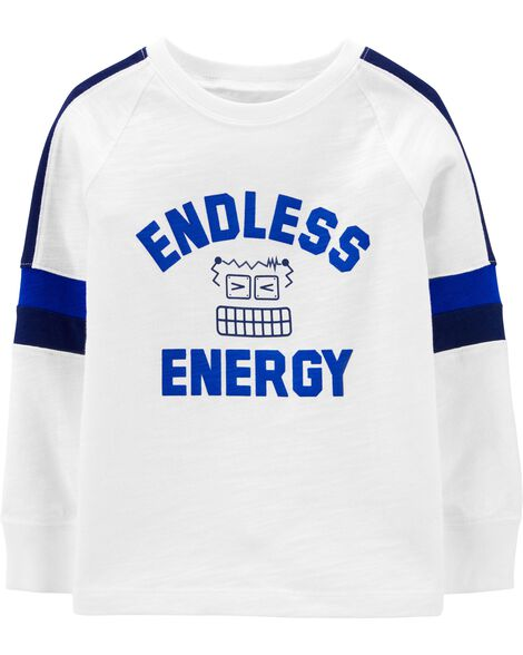 Endless Energy Jersey Tee