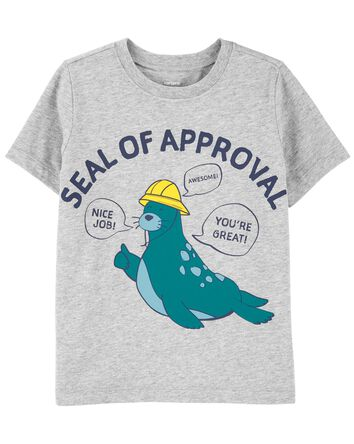 T-shirt Seal Of Approval