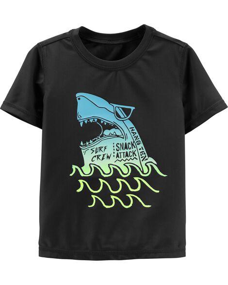 Shark UV Swim Shirt