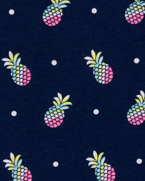Débardeur ananas avec poche
