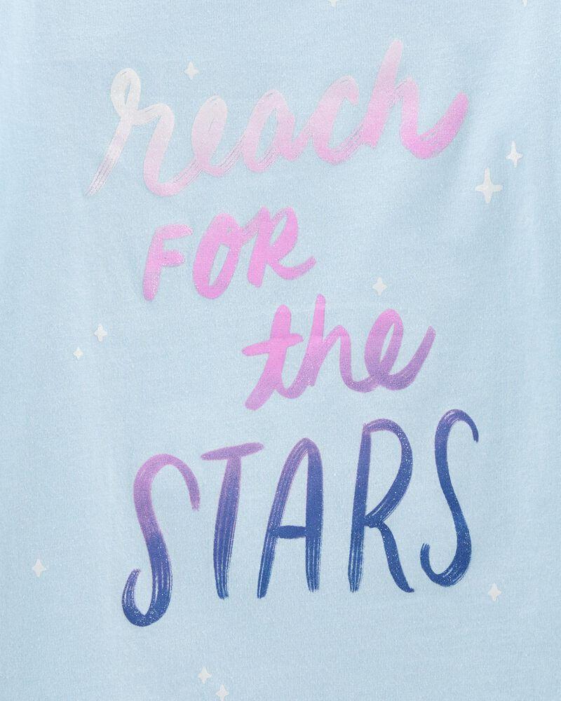 T-shirt en jersey Shoot For The Stars , , hi-res