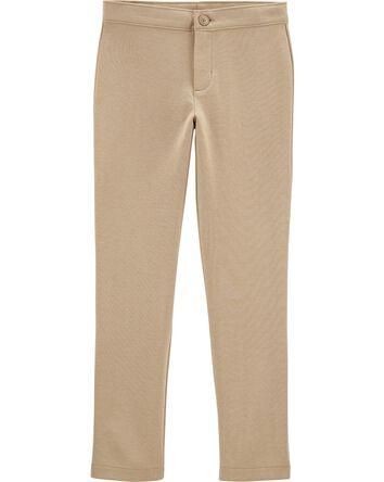Ponte Uniform Pants