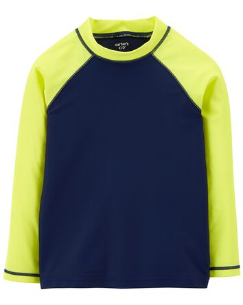 Colourblock Rashguard