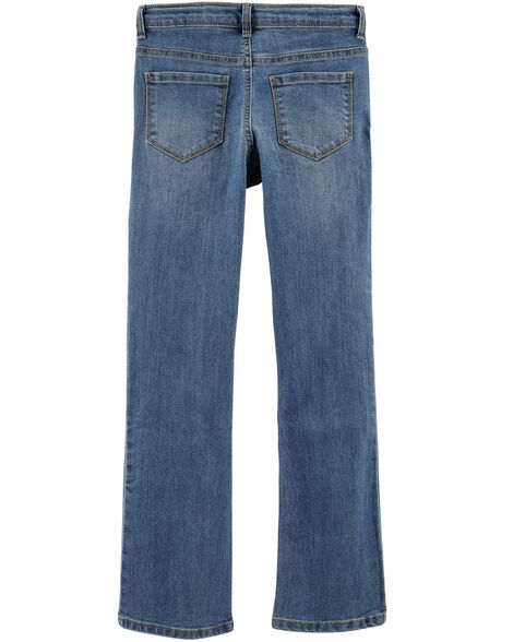 Bootcut Jeans - Upstate Blue Wash