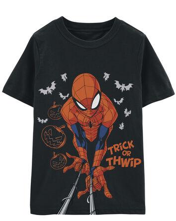 T-shirt Spider-Man d'Halloween qui...