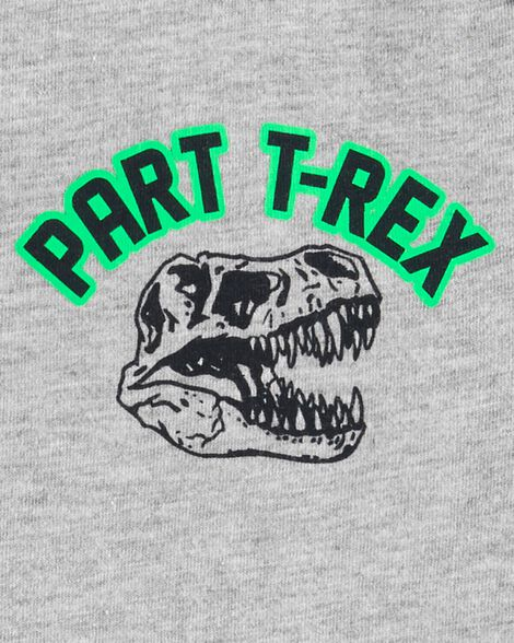 T-shirt Part T-Rex Dinosaur