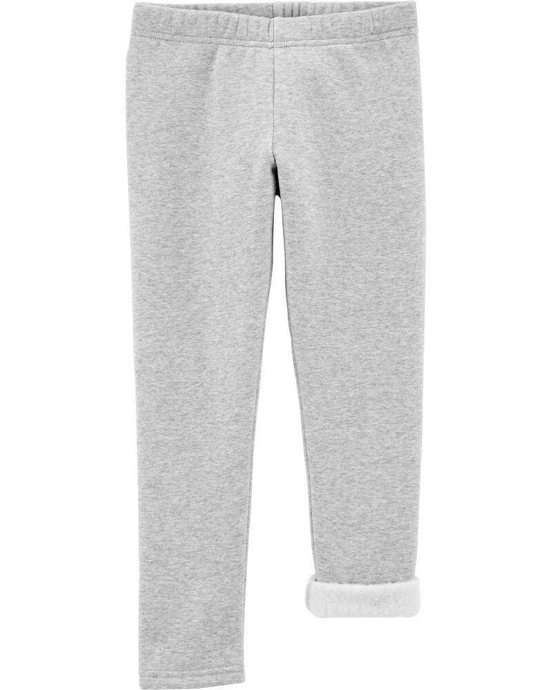 Cozy Fleece Leggings, , hi-res