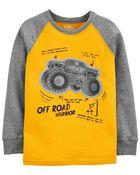 T-shirt à camion monstre Action, , hi-res