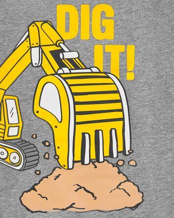 Dig It Jersey Tee