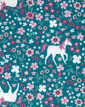 2-Pack Unicorn Nightgowns