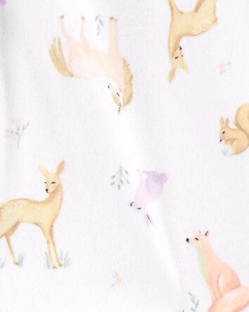 Pyjama 2 pièces créatures des bois
