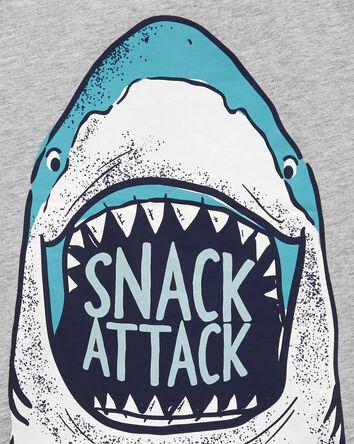 2-Piece Shark Tee & Short Set