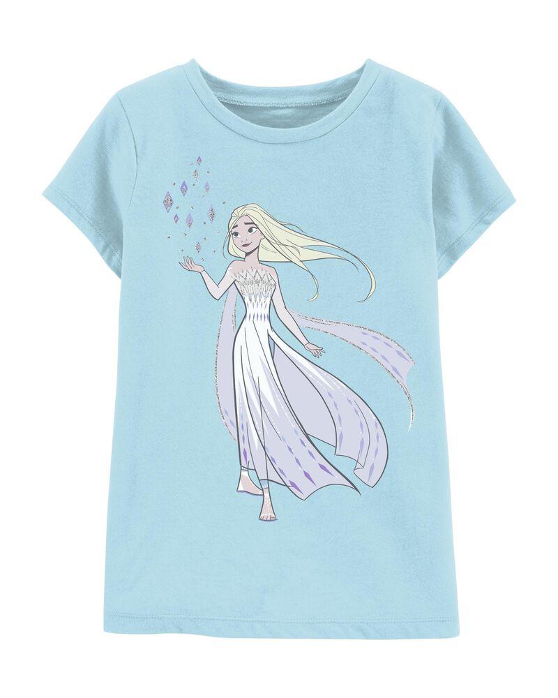 T-shirt La reine des neiges Disney, , hi-res