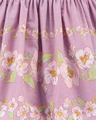 Floral Ruffle Dress, , hi-res