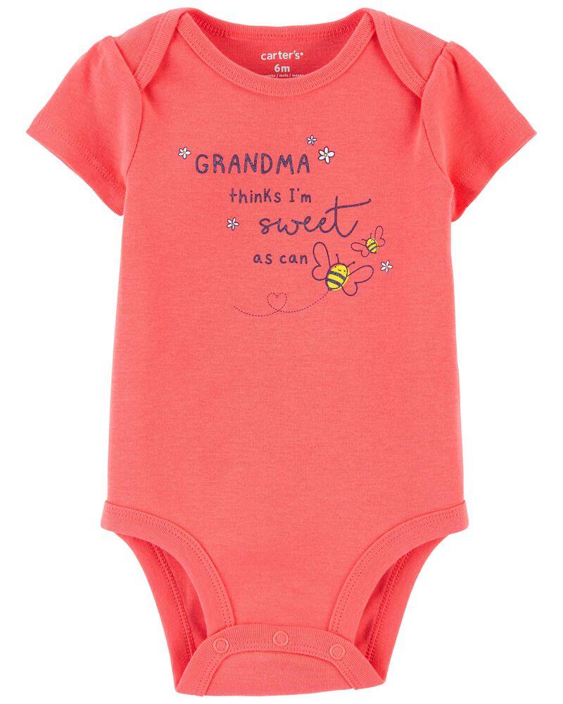 Grandma Original Bodysuit, , hi-res