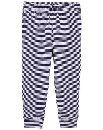 Pull-On Cotton Pants