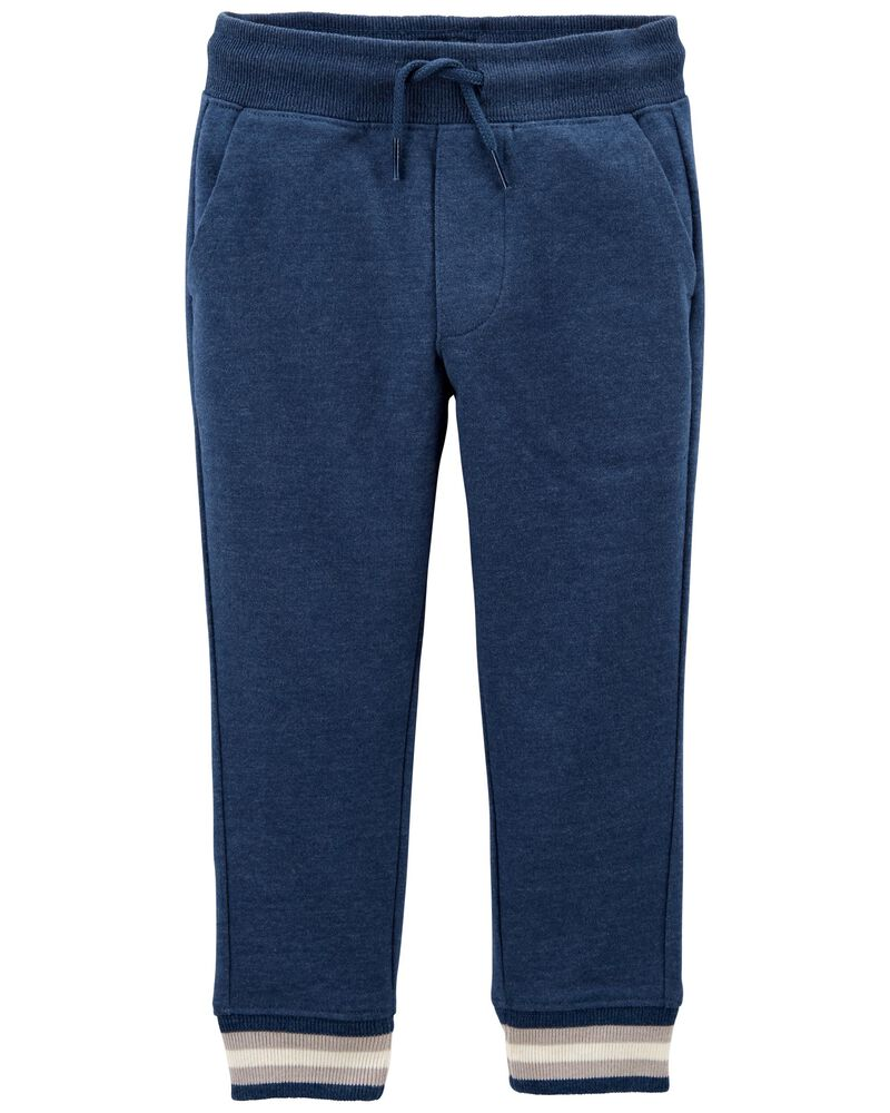 Logo French Terry Joggers, , hi-res