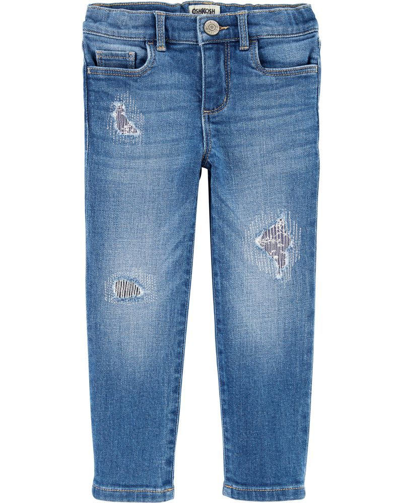 Vintage Relaxed Jeans, , hi-res