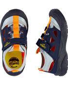 OshKosh Colorblock Bump Toe Sandals, , hi-res