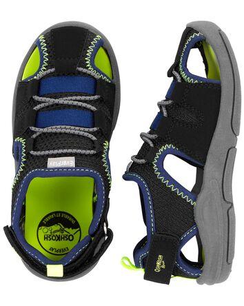 Bump Toe Sandals