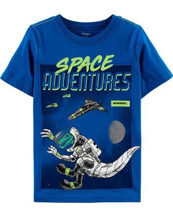 Space Adventures Jersey Tee