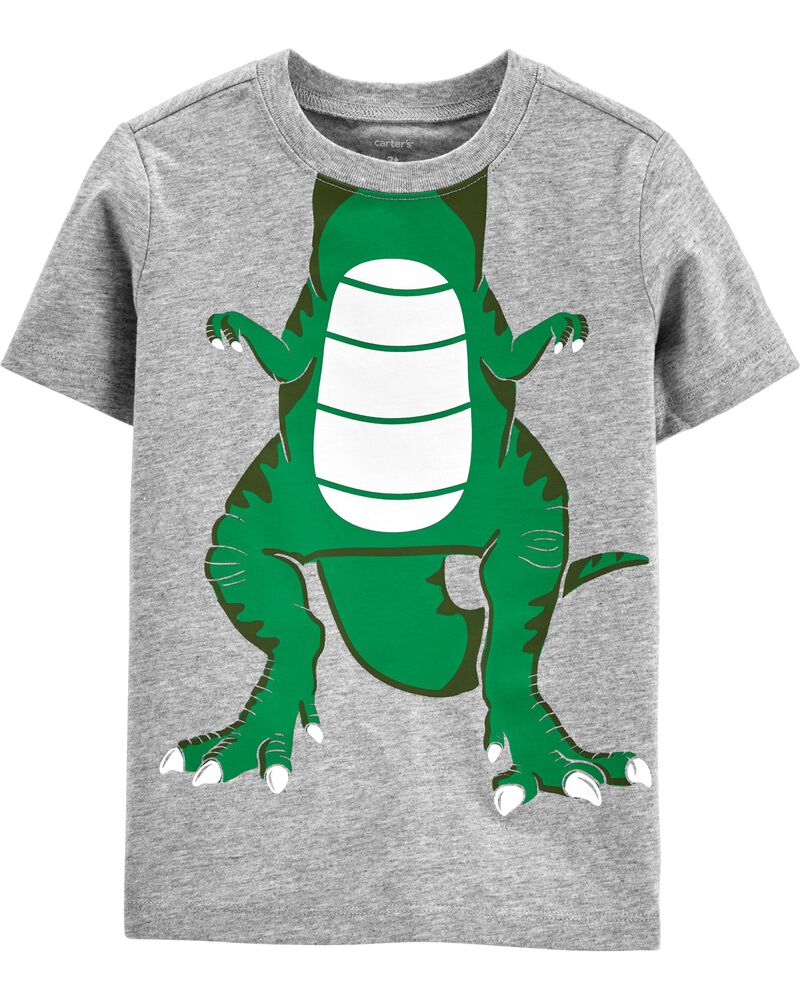 T-shirt en jersey costume de dinosaure, , hi-res