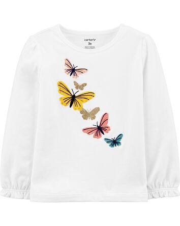 Haut à papillon